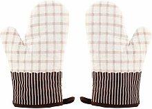 Soekavia - Kitchen Gloves Heat Resistant Oven Mitt