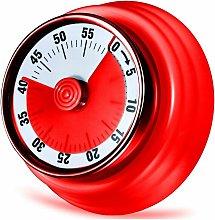 Soekavia - Kitchen Timer, 60 minutes Mechanical