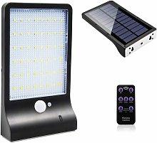 SOEKAVIA Outdoor Solar Lamp 48 LED Motion Sensor