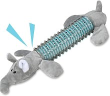Soekavia - Plush Dog Toys, Indestructible Rubber