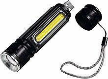 Soekavia - Rechargeable Powerful LED Torch Light,