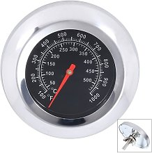 Soekavia - Stainless Steel Grill Grill Thermometer