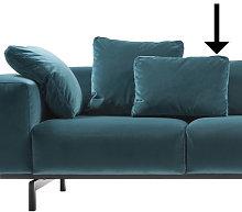 Sofa accessory - / Velvet - 48 x 35 cm by Kartell