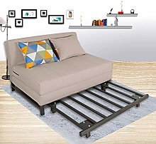 Sofa Bed, Folding Sleeper Guest Bed Single Small