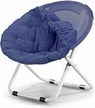 Sofa Chair Moon Chair Sun Lounger, Folding Round
