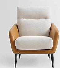 Sofa Chair Nordic Modern Minimalist Leather Art