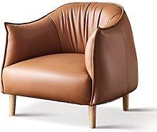 Sofa Chair Sofa Modern Minimalist Solid Wood Chair
