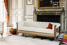 Sofa Chesterfield Montaigu