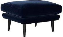 Sofa.Com Holly Fabric Medium Rectangular Footstool