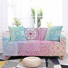 Sofa Cover 1 Seater Bohemia Couch Cover Polyester