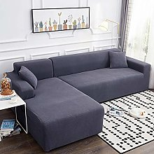 Sofa Cover L-shaped Stretch Sofa Slipcovers for