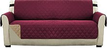 Sofa Cover Reversible Couch Sofa Slipcover for