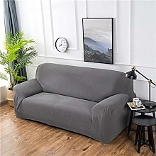 Sofa cover stretch soft knitted thick sofa chair