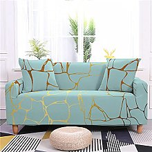 Sofa Cover Turquoise Golden Marble Sofa Covers