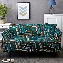 Sofa Cover Vintage Teal Brown Beige Sofa Covers