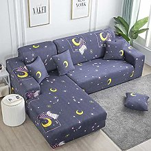 sofa covers 1 seater Star language and dream