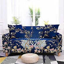 Sofa Covers 3 Seater Royal Blue Silver Pink Sofa