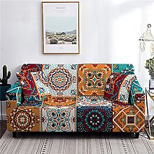 Sofa Covers 4 Seater Bohemia Couch Cover Polyester
