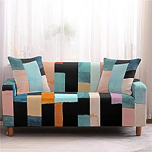 Sofa Covers 4 Seater Color Stripes Couch Cover