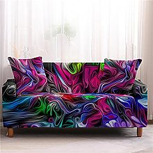 Sofa Covers 4 Seater Colorful Couch Cover