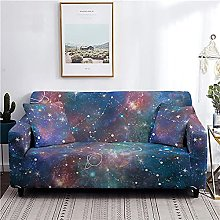 Sofa Covers 4 Seater Gradient Couch Cover