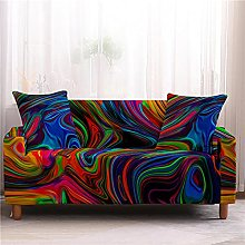 Sofa Covers 4 Seater Multicolour Couch Cover
