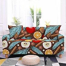 Sofa Covers Apple Orange Leaves Sofa Cover Soft