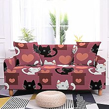 Sofa Covers Cute Cat Animal Sofa Cover Soft