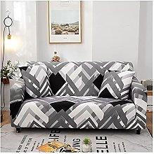 Sofa Covers For Leather Sofa, Modern Gray Creative