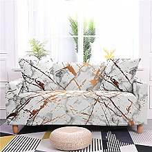 Sofa Covers For Leather Sofa,Modern White Marbled