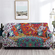 Sofa Covers for Leather Sofa, Retro Colored
