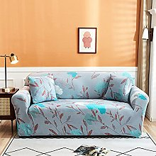 Sofa Covers For Leather Sofa,Vintage Blue Ginkgo