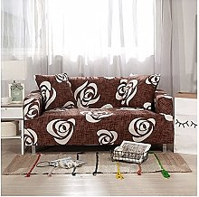 Sofa Covers For Leather Sofa, Vintage Brown Rose