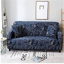 Sofa Covers For Leather Sofa, Vintage Navy Blue
