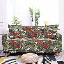Sofa Covers Green Dragon Yellow Sofa Cover Soft