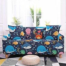 Sofa Covers Shark Dolphin Crab Sofa Cover Soft