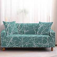 Sofa Covers Slipcover Blue branches pattern Sofa