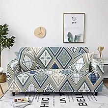 Sofa Covers Slipcover Blue flower pattern Sofa
