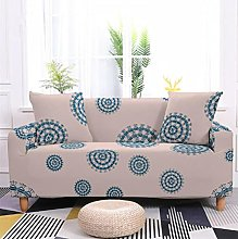 Sofa Covers Slipcover Blue wreath Sofa High