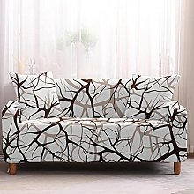 Sofa Covers Slipcover Brown branches pattern Sofa