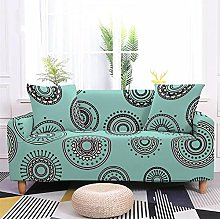 Sofa Covers Slipcover Green wreath Sofa High