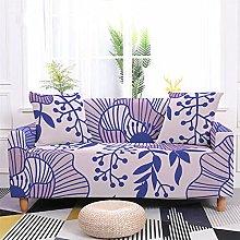 Sofa Covers Slipcover Purple leaves Sofa High