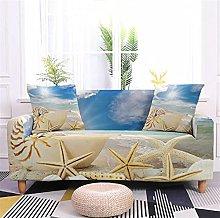 Sofa Covers Slipcover Yellow starfish pattern Sofa