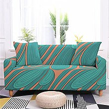 Sofa Covers Stretch Elastic 3 Seater with 2