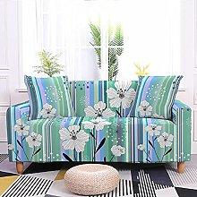 Sofa Covers White Flower Green Sofa Cover Soft