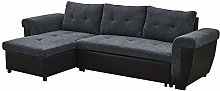 Sofa - Panana Corner Sofa Bed With Storage -
