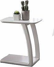 Sofa Side Table, Computer Desk,Oak Coffee