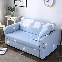 Sofa Slipcovers 2 seater Sky sheep baby polyester