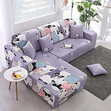 Sofa Slipcovers 4 seater Fat cat party polyester