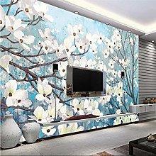 Sofa Tv Backdrop Customized Large Mural
